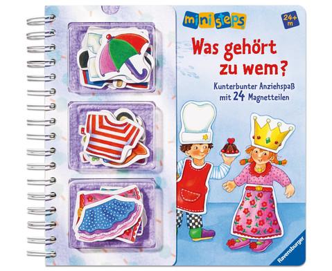 Magnetspielbuch Was gehoert zu wem-1