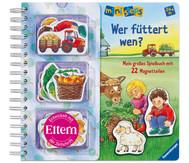 """Magnetspielbuch """"Wer füttert wen?"""""""