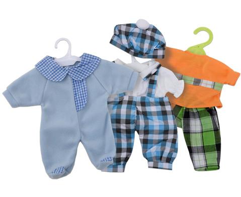 Puppenkleidung 3er-Set Jungs-1