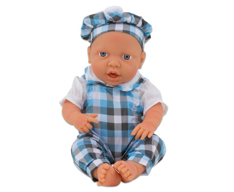 Puppenkleidung 3er-Set Jungs-5