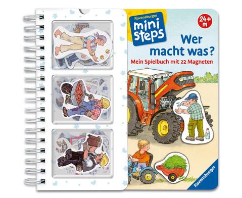 Magnetspielbuch Wer macht was-1
