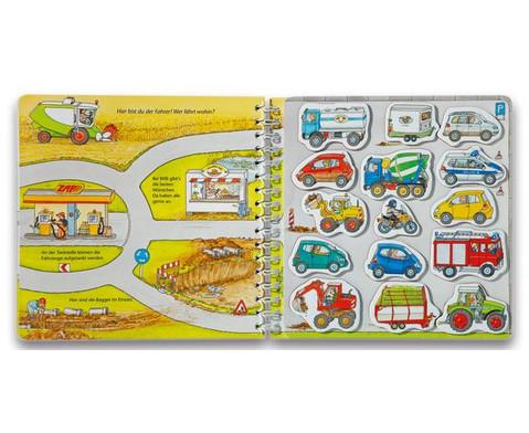 Magnetspielbuch Wer faehrt wohin-2