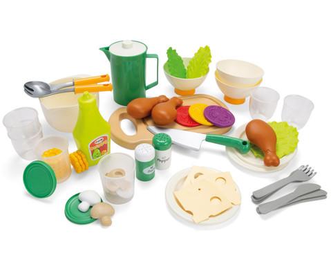 Geschirr- und Essensset 53 Teile