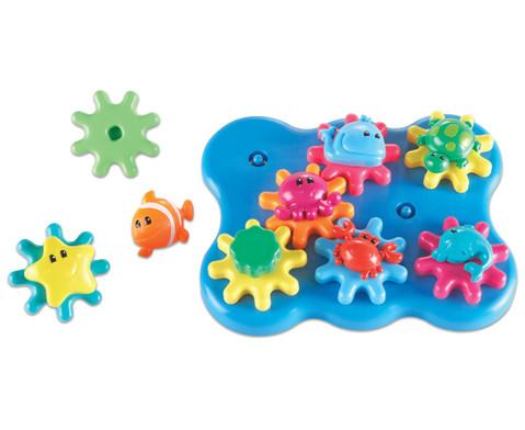 Zahnradspiel Unterwasserwelt