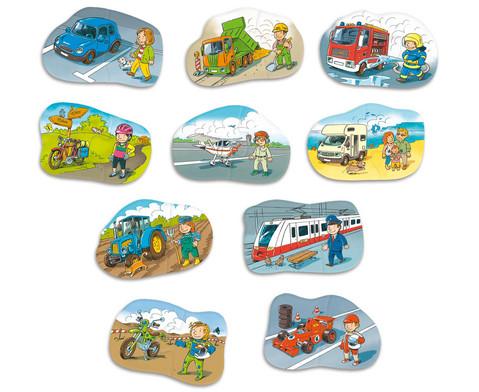 12 Puzzelei - Fahrzeuge-3