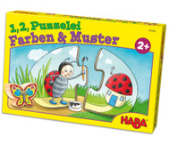 1,2 Puzzelei - Farben & Muster