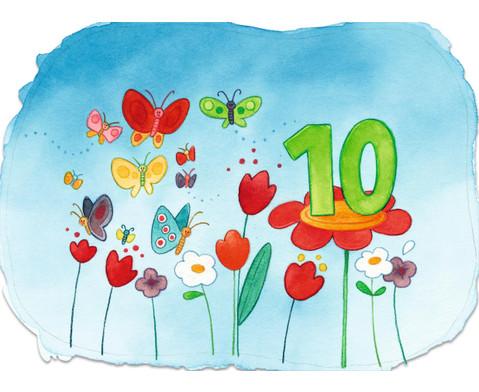 12 Puzzelei Zahlen 1-10-1