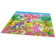 Riesenpuzzle Prinzessin