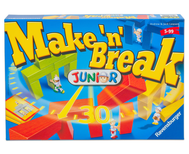 Ravensburger Make `n` Break Junior