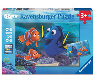 Findet Dorie Puzzle: Dorie unterwegs im Meer