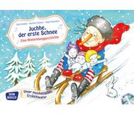 Bildkarten: Juchee, der erste Schnee