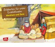 Bildkarten: Abraham und Sara