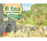 Bildkarten: Ali Baba und die 40 Räuber
