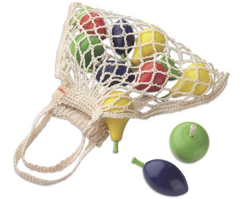 Einkaufsnetz Obst-1