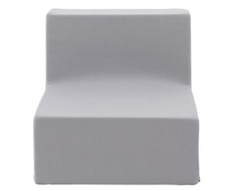Sessel mit Lehne Webstoff-6