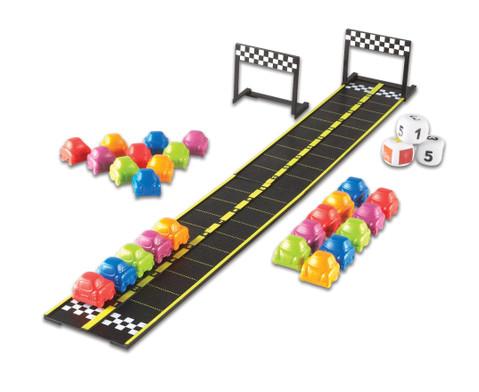 Mini-Autorennen - Rechenspiel bis 20-2