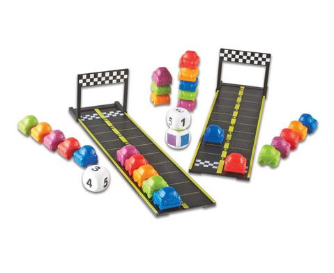 Mini-Autorennen - Rechenspiel bis 20-3