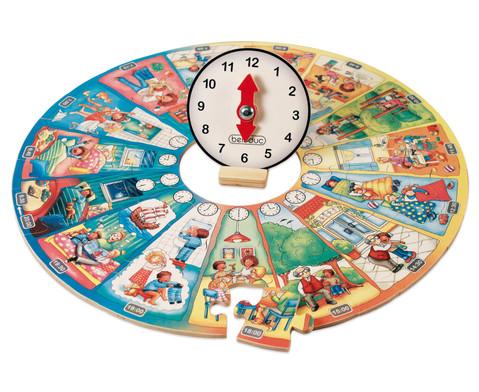 XXL Lernpuzzle Mein Tag-1