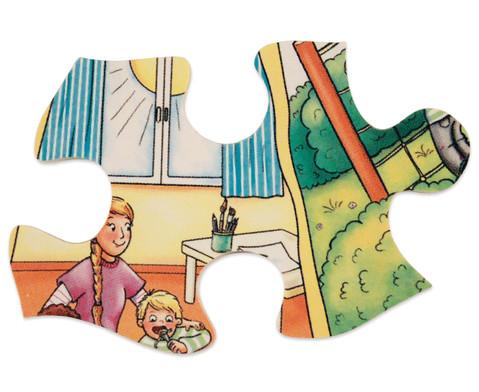 XXL Lernpuzzle Mein Tag-5
