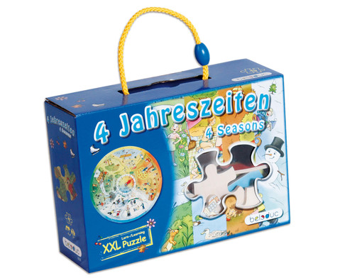XXL Lernpuzzle Jahreszeiten-3