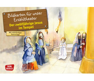 Bildkarten: Der zwölfjährige Jesus im Tempel