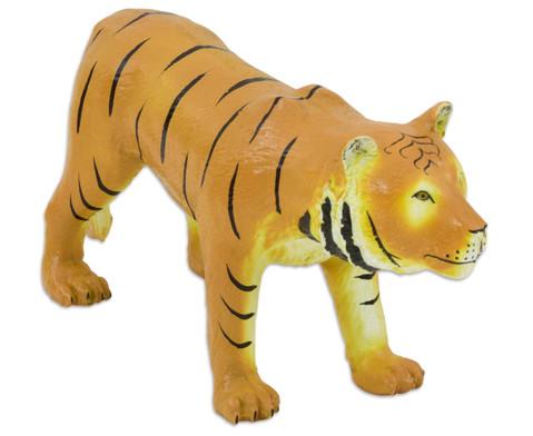 Tiger gross Naturkautschuk