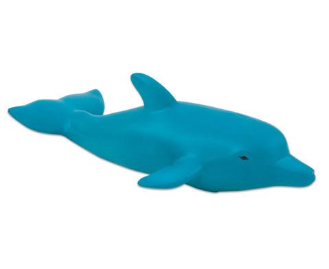 Betzold Delphin klein Naturkautschuk