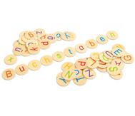 Buchstaben-Chips, 52 Stück