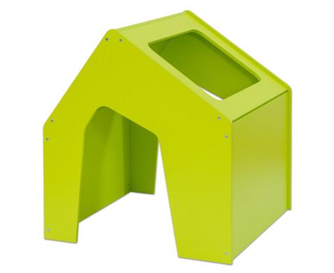 EduCasa Spielhaus farbig-3