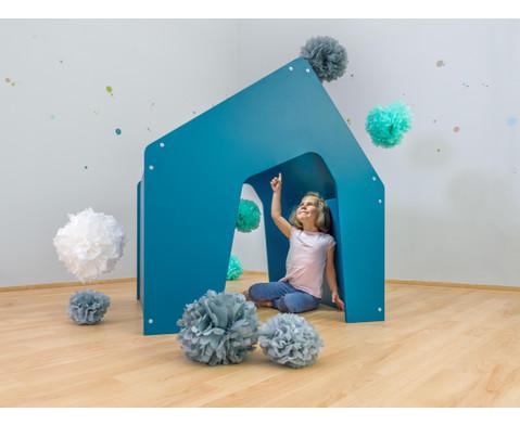 EduCasa Spielhaus farbig-14
