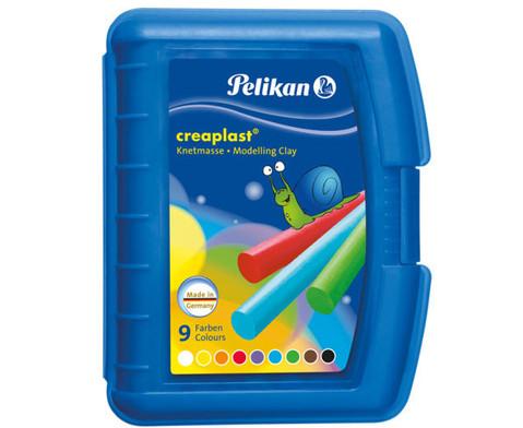 Pelikan Knetmasse in verschliessbarer Box-2