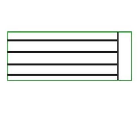 Schulheft 10er-Set DIN A4-2