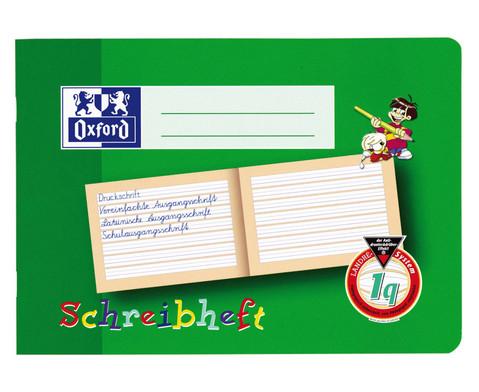 Oxford Schreibheft A5 quer 10er Set-1