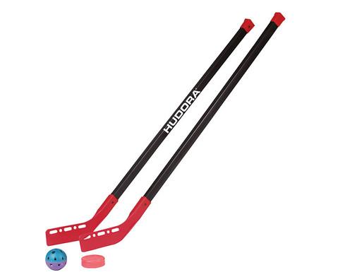 Hockeyset fuer 2 Spieler 4-teilig-1