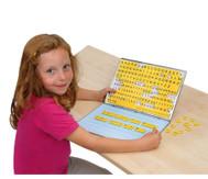 Lese-Magnetbox mit 32 Arbeitsblättern