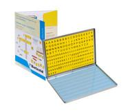Lese-Magnetbox mit 32 Vorlagen