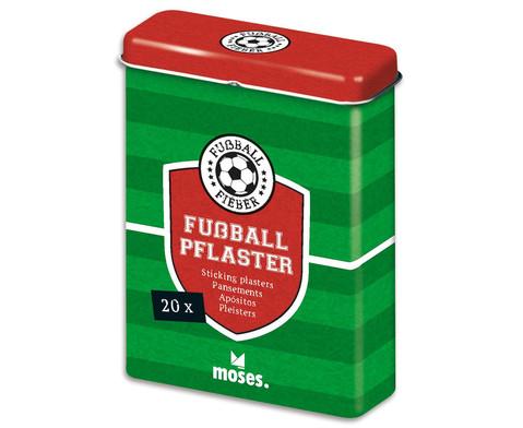 Fussball-Pflaster