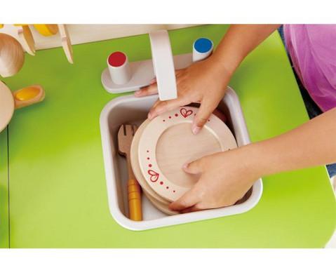 Spielkueche aus Holz-3