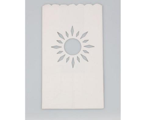 Papier-Lichttueten mit Motiv 10  Stueck-2
