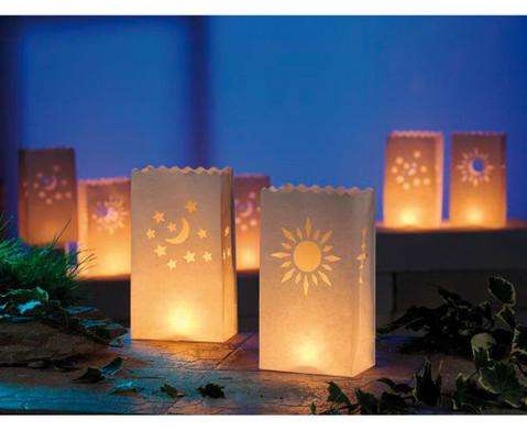 Papier-Lichttueten mit Motiv 10  Stueck-5