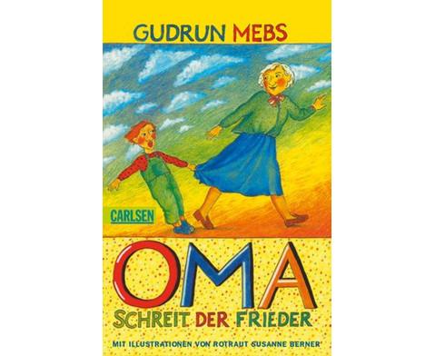 Oma und Frieder Band 1 bis 3-2