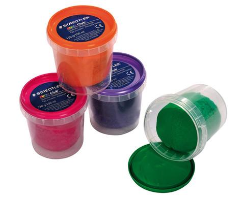 Softknete Trendfarben 4er-Set