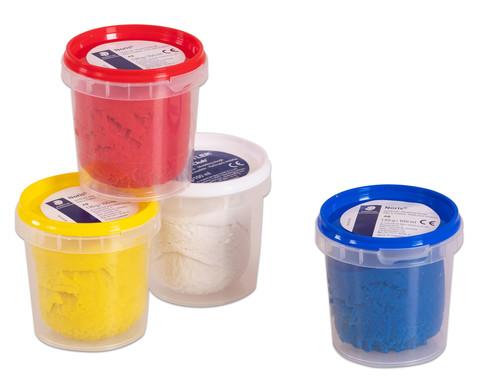 Softknete Basisfarben 4er-Set