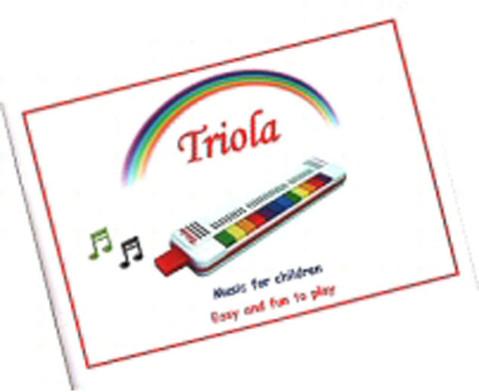 Triola Liederbuch Band 1 - Deutsche Kinderlieder-3