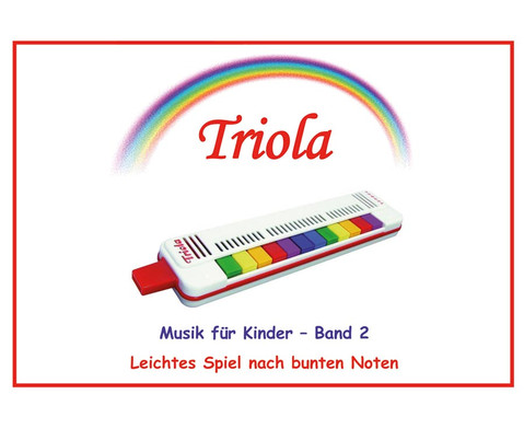 Triola Liederbuch Band 2 - Weihnachtslieder-1