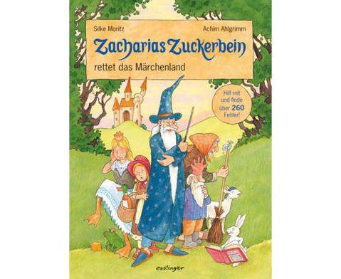 Zacharias Zuckerbein 1000 Fehlersuchspassbuch-2