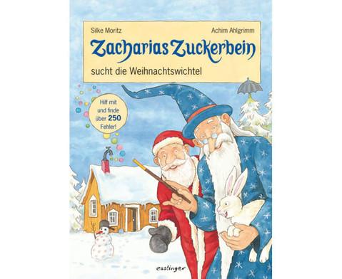 Zacharias Zuckerbein 1000 Fehlersuchspassbuch-3