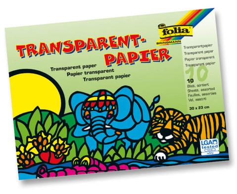 Transparentpapier 10 Blatt-2
