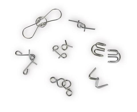 Metall-Knobelspiele 7-tlg-1