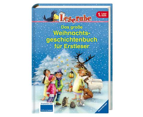 Das grosse Weihnachtsbuch fuer Erstleser-1